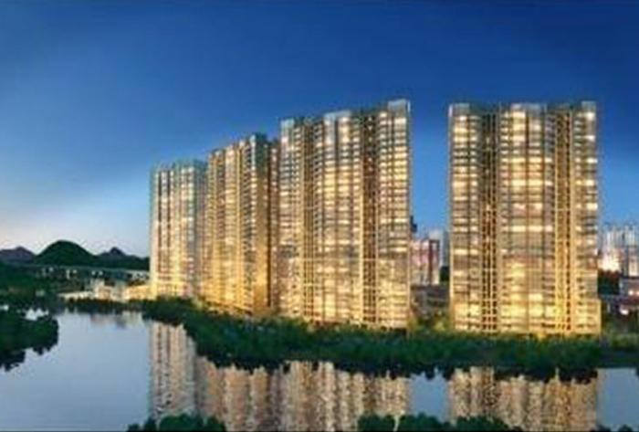广州中大城案例