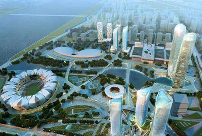 杭州钱江世纪城