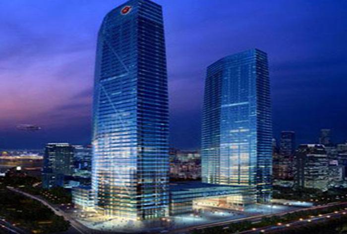 Shenzhen CNOOC Building Case