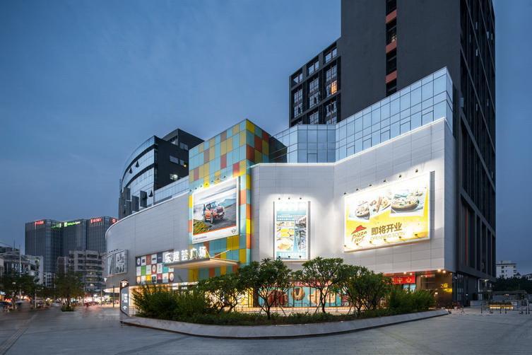 485智能水(shui)電表 樂趣薈(hui)廣場
