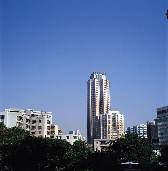 智能遠傳水(shui)表 東華大廈